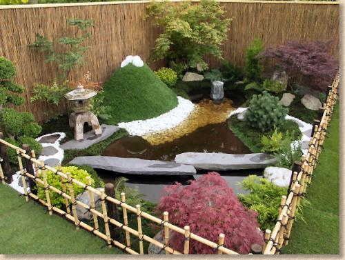 Японский настольный садик: что это и как его сделать своими руками